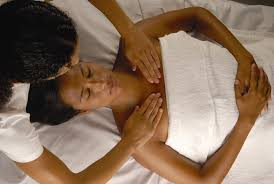 Draping during massage?  What to expect