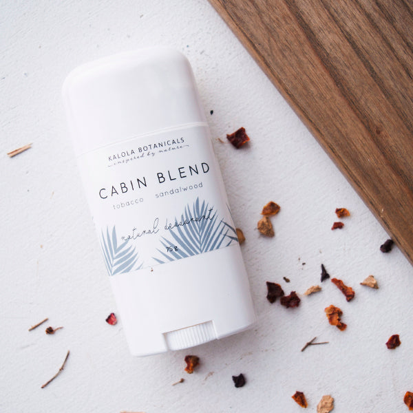 Cabin Natural Deodorant (formerly titled Men's)