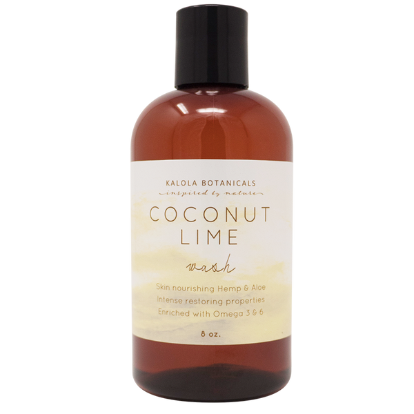 Coconut Lime Wash