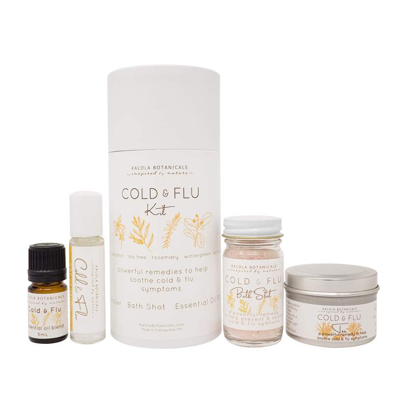 Cold & Flu Kit