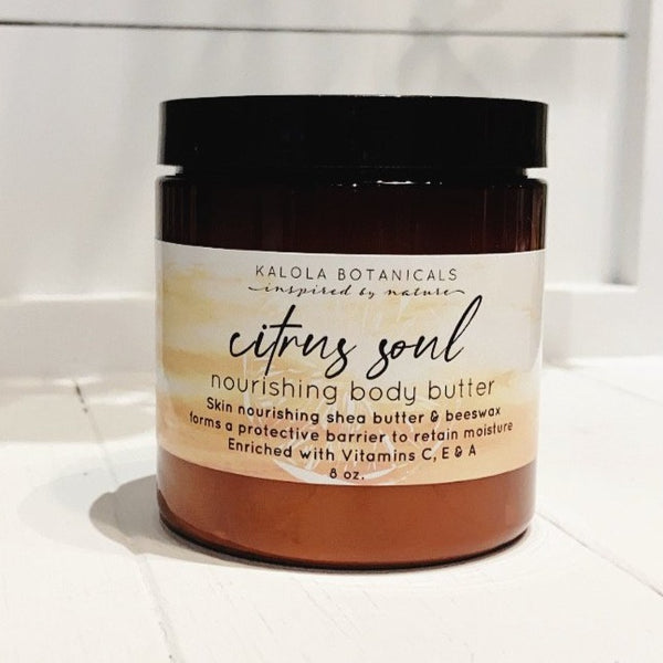Citrus Soul Nourishing Body Butter