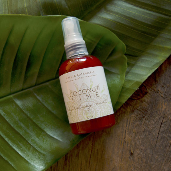 Coconut Lime Hydrating Mist