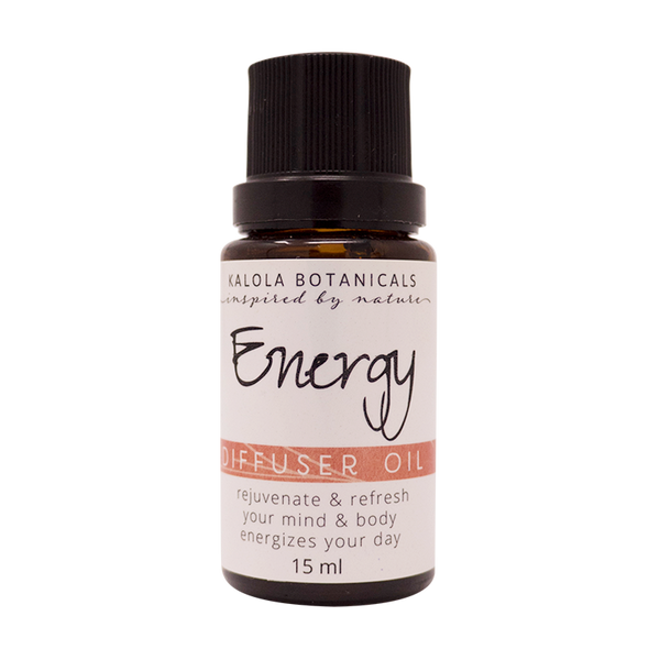 Energy Diffuser Oil
