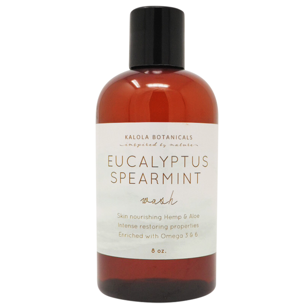 Eucalyptus Spearmint Exfoliating Body Polish