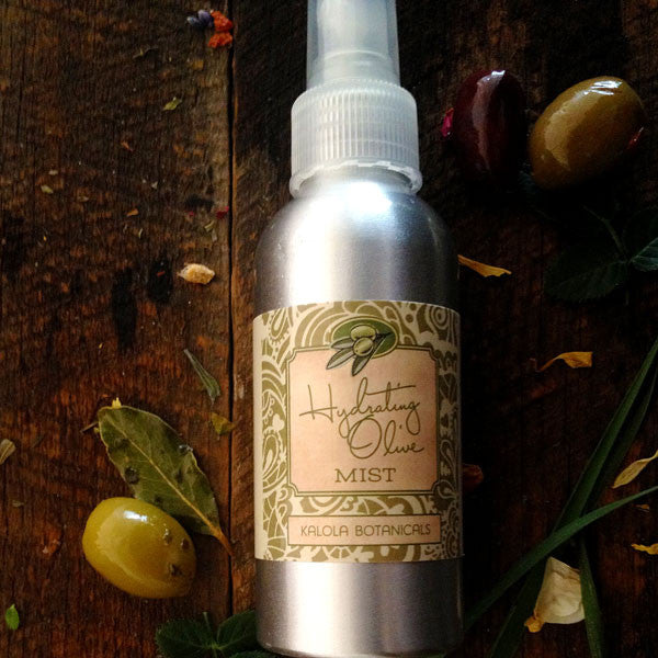 Hydrating Olive Mist