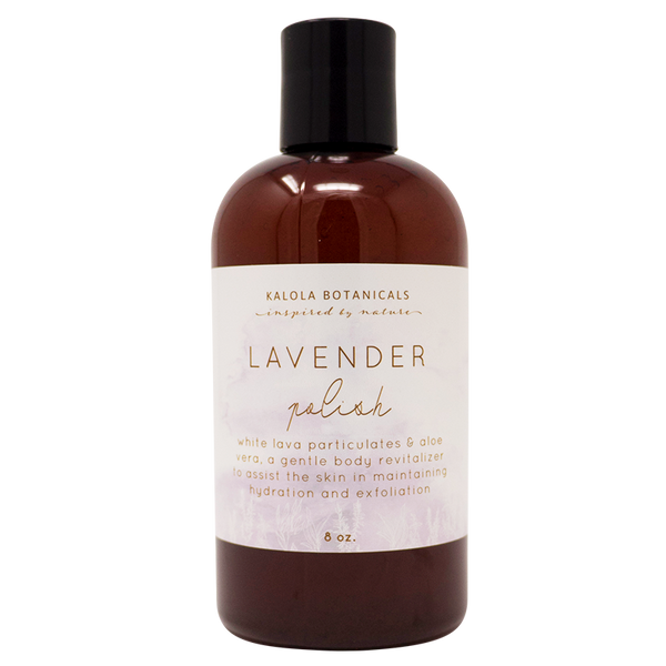 Lavender Exfoliating Body Polish