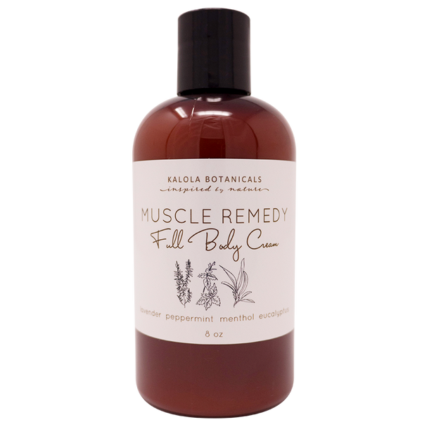 Muscle Remedy Full Body Cream