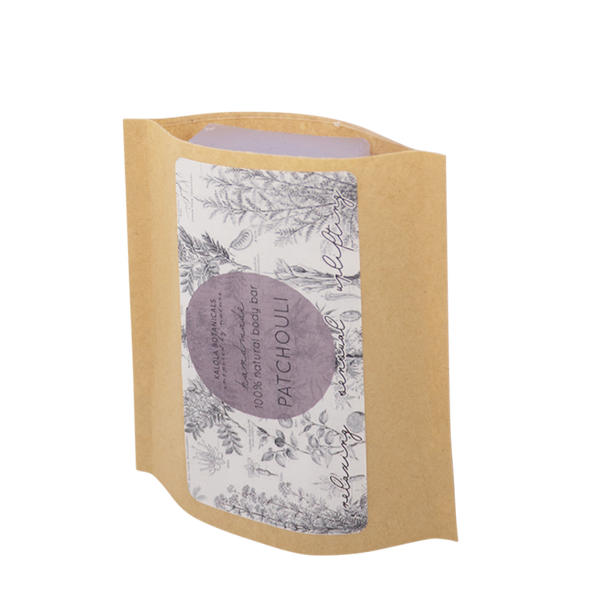 Patchouli Body Bar