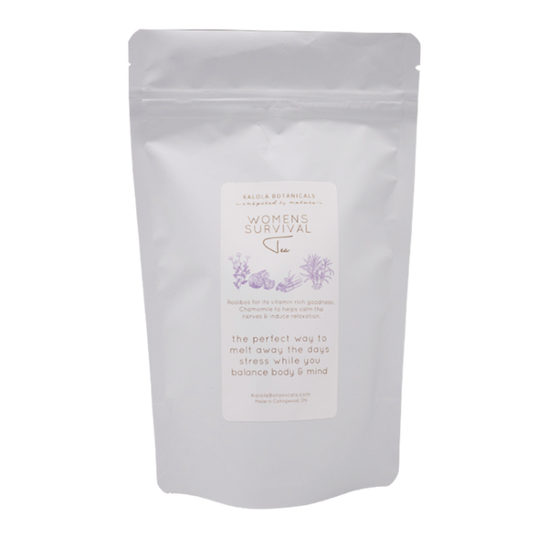 Womens Survival Natural Tea