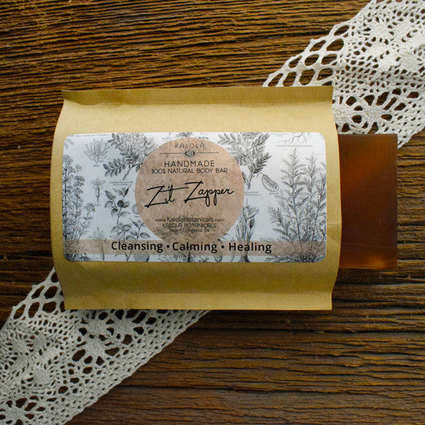Soothe & Solve - ZitZapper Soap Bar