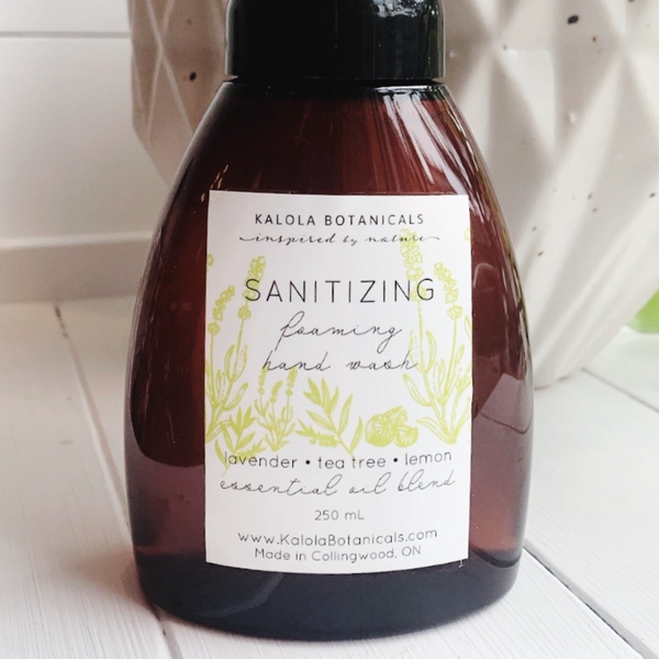 Sanitizing Foaming Hand Wash