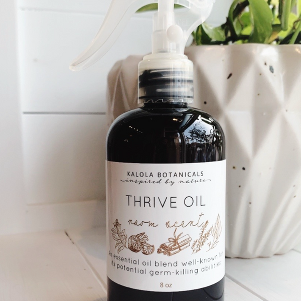Thrive Oil Room Spray