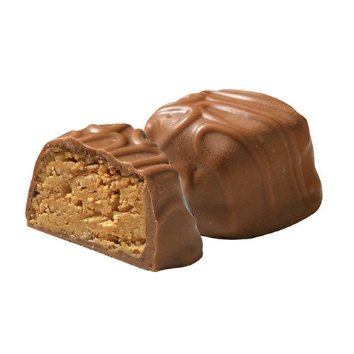 Milk Chocolate Peanut Butter & Crisped Rice 8ct. Gift Box