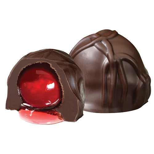 Dark Chocolate Cordial Cherry Gift Box