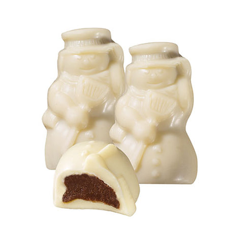 White Chocolate Mousse Snowman Minuette 8 oz. Gift Box