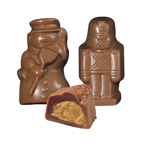 Milk Chocolate Peanut Butter Minuettes 8oz. Gift Box