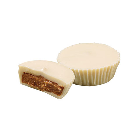 White Chocolate Peanut Butter Mini Cup Gift Box