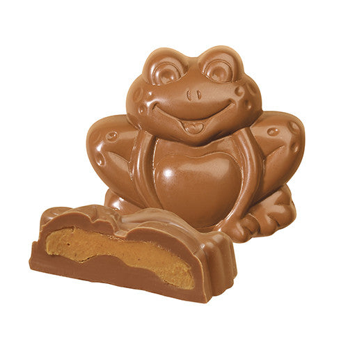 Milk Chocolate Peanut Butter Frog  3.0 oz.