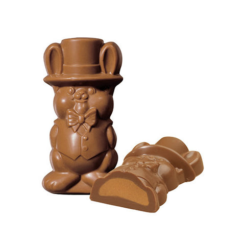 Milk Chocolate Peanut Butter Bunny  2 oz.