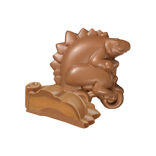 Milk Chocolate Peanut Butter Dinosaur  3.0 oz.