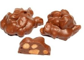 Milk Chocolate Peanut Clusters Gift Box