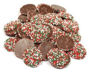 Dark Chocolate Multi Seed Nonpareils