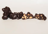 Dark Chocolate Peanut Cluster Gift Box