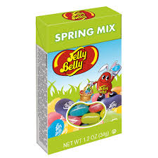 Jelly Belly Spring Mix 1.25 Box