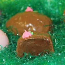 Milk Chocolate Fudge Egg  8 oz.