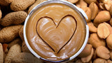 Milk Chocolate Peanut Butter Heart 1.25 oz.