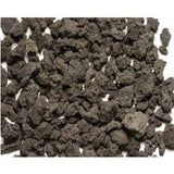 "3/4"" Medium Black Lava Rock"