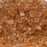"1/4"" Copper Penny Fireglass Crystals"