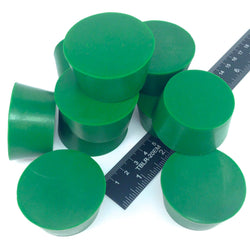 High Temp Masking Supply 1.625 x 2.00 Inch #10 Silicone Powder Coating Plugs