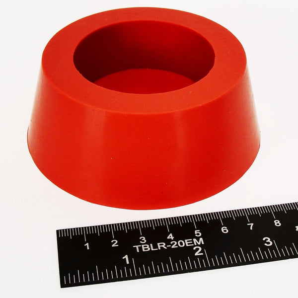 High Temp Masking Supply 3.250 x 4.00 Inch #15 Hollow Silicone Plugs - Fit 30oz stainless tumblers