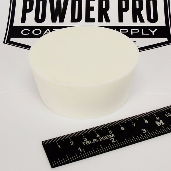 High Temp Masking Supply 3.00 x 3.500 Inch #14 Hollow Silicone Plugs - Fit 20oz Stainless Tumblers