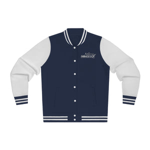 Miracle City Logo, Embroidered Women's Varsity Jacket
