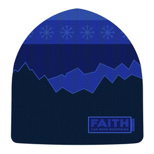 Faith Can Move Mountains, Beanie Cap