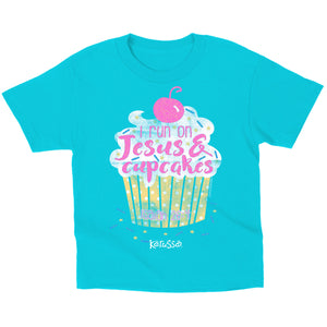 Cupcake T-Shirt, Toddlers and Kids Sizes