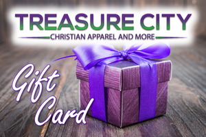 Treasure City Electronic Gift Card, No Fees