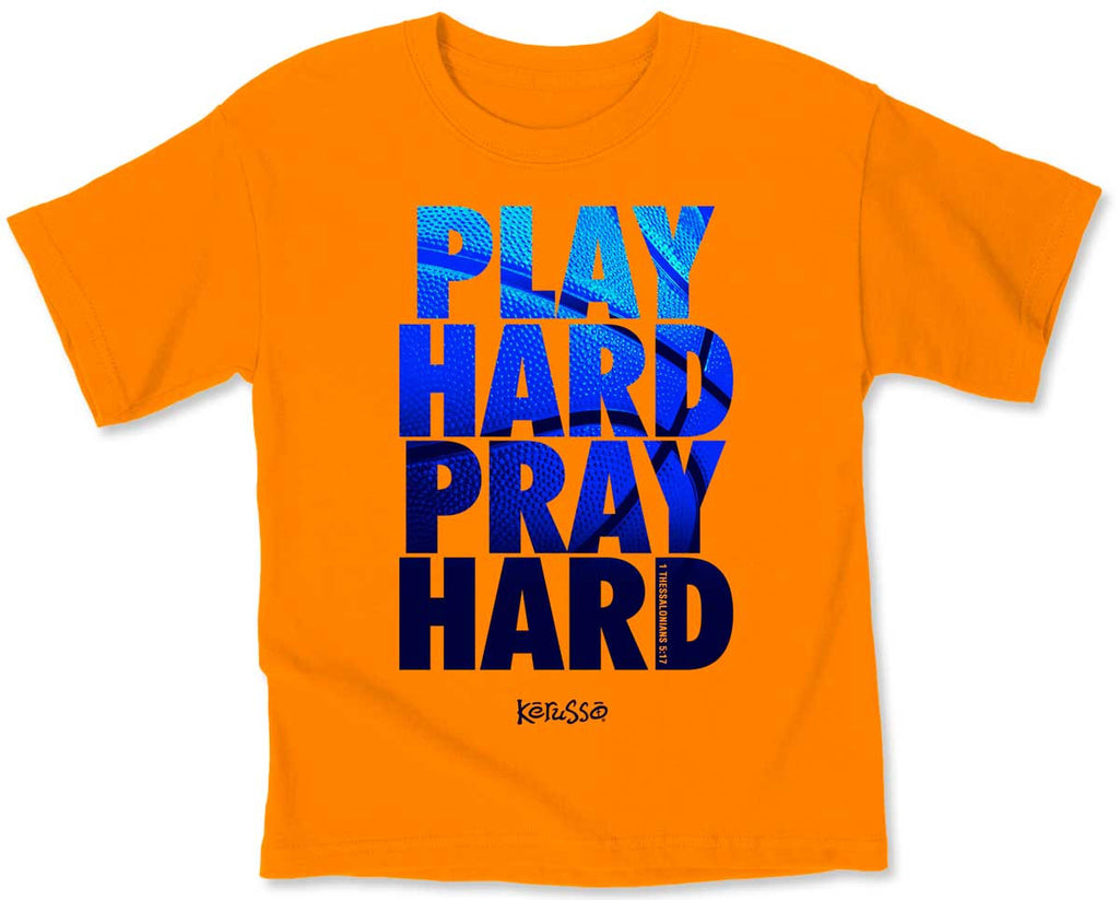 Play Hard Kids T-Shirt