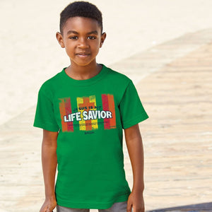 Life Savior T-Shirt, Toddlers and Kids Sizes