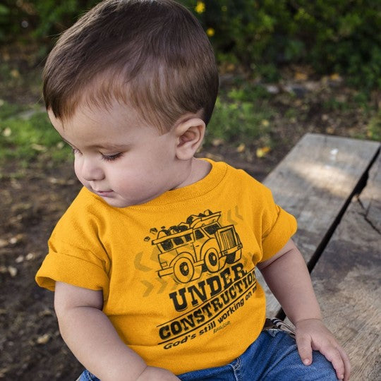 Under Construction T-Shirt, Babies