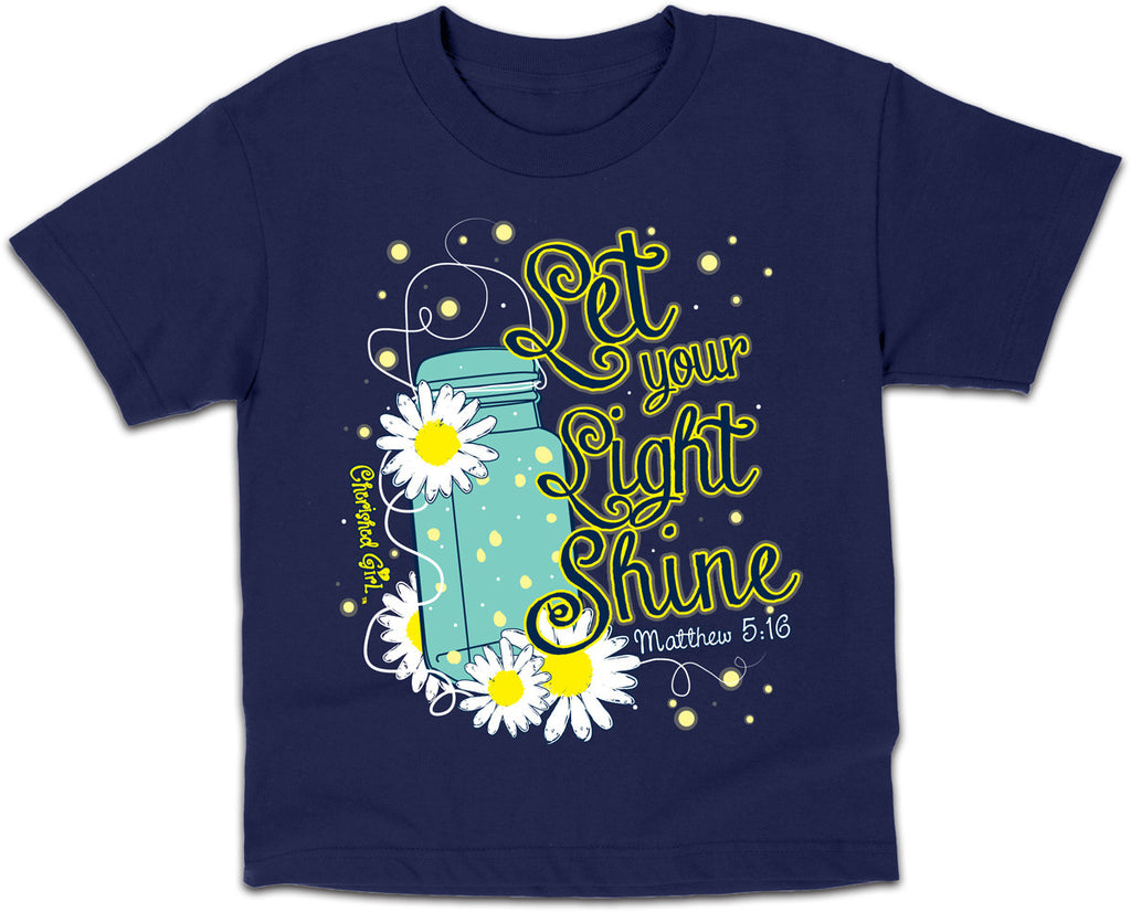 Lightning Bug Kids Tee