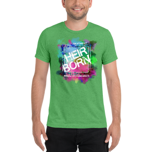 Heir Born, Miracle City Young Adults, T-shirt