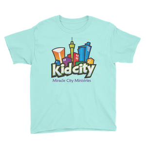 Kid City @ Miracle City, Kids T-Shirt