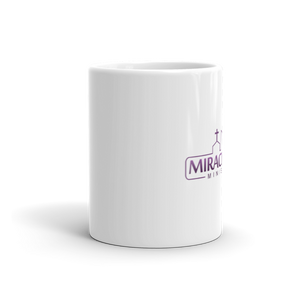 Miracle City Logo (Small), Mug, 11oz or 15oz