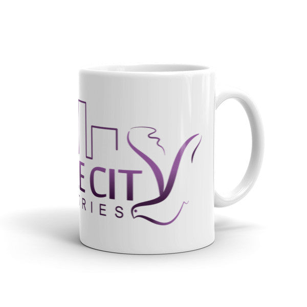 Miracle City Logo (Large), Mug - 11oz or 15oz