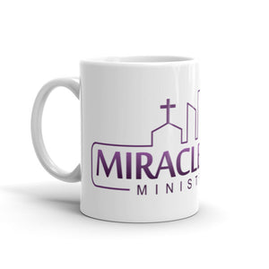 Miracle City Logo (Large), Mug, 11oz or 15oz