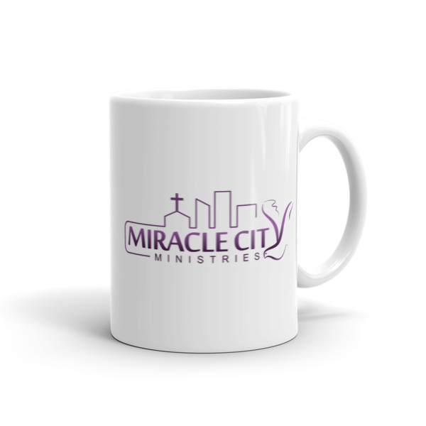 Mug - Miracle City Small Logo