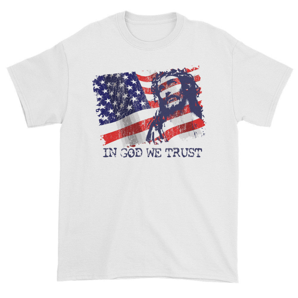 Short Sleeve T-Shirt - In God We Trust